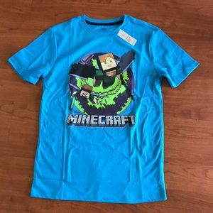 New with tags Minecraft t-shirt